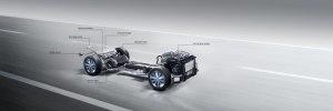Mercedes-Benz запустил в серию водородный кроссовер - фото 38