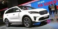 Обновленный Kia Sorento оснастили 8-ступенчатым «автоматом» - фото 5