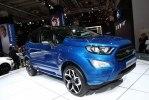 Обновленный Ford EcoSport получил новый дизельный двигатель - фото 7