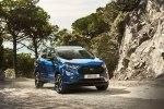 Обновленный Ford EcoSport получил новый дизельный двигатель - фото 13