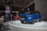 Обновленный Ford EcoSport получил новый дизельный двигатель - фото 1