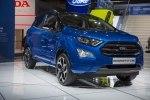 Обновленный Ford EcoSport получил новый дизельный двигатель - фото 4