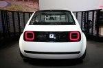 Из прошлого в будущее: Honda представила электрокар Urban EV Concept - фото 1
