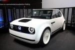 Из прошлого в будущее: Honda представила электрокар Urban EV Concept - фото 5