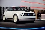 Из прошлого в будущее: Honda представила электрокар Urban EV Concept - фото 6