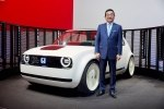 Из прошлого в будущее: Honda представила электрокар Urban EV Concept - фото 8