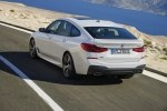 BMW 6-Series GT: все характеристики и опции нового лифтбека - фото 28