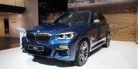Во Франкфурте дебютировал новый BMW X3 - фото 2