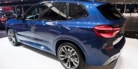 Во Франкфурте дебютировал новый BMW X3 - фото 3