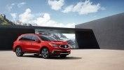 Компания Acura «обновила» внедорожник MDX - фото 1