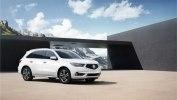 Компания Acura «обновила» внедорожник MDX - фото 31