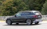 «Заряженный» BMW X3 M замечен на Нюрбургринге - фото 9