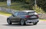 «Заряженный» BMW X3 M замечен на Нюрбургринге - фото 10