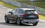 «Заряженный» BMW X3 M замечен на Нюрбургринге - фото 11