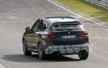 «Заряженный» BMW X3 M замечен на Нюрбургринге - фото 12