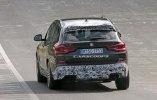 «Заряженный» BMW X3 M замечен на Нюрбургринге - фото 13