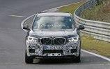 «Заряженный» BMW X3 M замечен на Нюрбургринге - фото 1