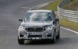«Заряженный» BMW X3 M замечен на Нюрбургринге - фото 2