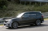 «Заряженный» BMW X3 M замечен на Нюрбургринге - фото 6