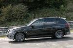 «Заряженный» BMW X3 M замечен на Нюрбургринге - фото 7