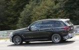 «Заряженный» BMW X3 M замечен на Нюрбургринге - фото 8
