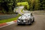 Alfa Romeo Stelvio Quadrifoglio стал быстрейшим кроссовером Нюрбургринга - фото 9