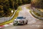 Alfa Romeo Stelvio Quadrifoglio стал быстрейшим кроссовером Нюрбургринга - фото 1