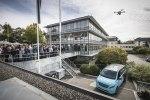 В Швейцарии запустили сервис воздушной почты - фото 7