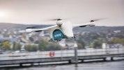 В Швейцарии запустили сервис воздушной почты - фото 4