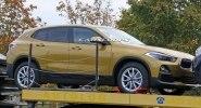 Кроссовер BMW X2 рассекретили до премьеры - фото 1