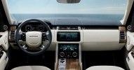 Range Rover 2018 получил скромные изменения дизайна - фото 27