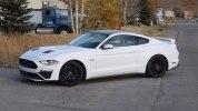 Ford вывел новый Mustang Roush на тесты - фото 5