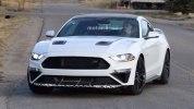 Ford вывел новый Mustang Roush на тесты - фото 6