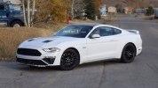 Ford вывел новый Mustang Roush на тесты - фото 7