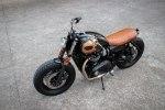 BAAK Motocyclettes: боббер Triumph Bonneville T120 Black - фото 10