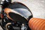 BAAK Motocyclettes: боббер Triumph Bonneville T120 Black - фото 2