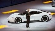 Серийный Porsche Mission E за $85 тыс. уже видели на дорогах общего пользования - фото 2