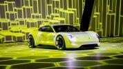 Серийный Porsche Mission E за $85 тыс. уже видели на дорогах общего пользования - фото 4