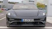 Серийный Porsche Mission E за $85 тыс. уже видели на дорогах общего пользования - фото 8