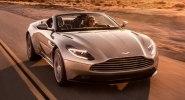 Aston Martin DB11 лишился крыши - фото 1