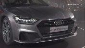 Новая Audi A7 2018: официальные фото, характеристики и цены - фото 15