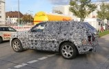 Rolls-Royce Cullinan 2018: первые фото салона кроссовера Роллс-Ройс - фото 9