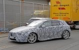 Новый хот-хэтч Mercedes-AMG A45 замечен на дорожных тестах - фото 4