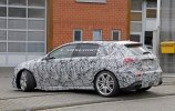 Новый хот-хэтч Mercedes-AMG A45 замечен на дорожных тестах - фото 7