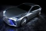 Новый флагман: в Токио дебютировал седан Lexus LS+ Concept - фото 7
