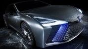 Новый флагман: в Токио дебютировал седан Lexus LS+ Concept - фото 9