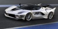 Ferrari FXX К EVO: много карбона и 830 килограммов прижимной силы - фото 2