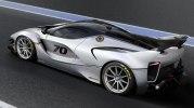 Ferrari FXX К EVO: много карбона и 830 килограммов прижимной силы - фото 4