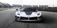 Ferrari FXX К EVO: много карбона и 830 килограммов прижимной силы - фото 8