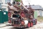 Хэллоуин на колесах: самый жуткий тюнинг - фото 13